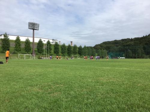 水戸市サッカーリーグ4 年生