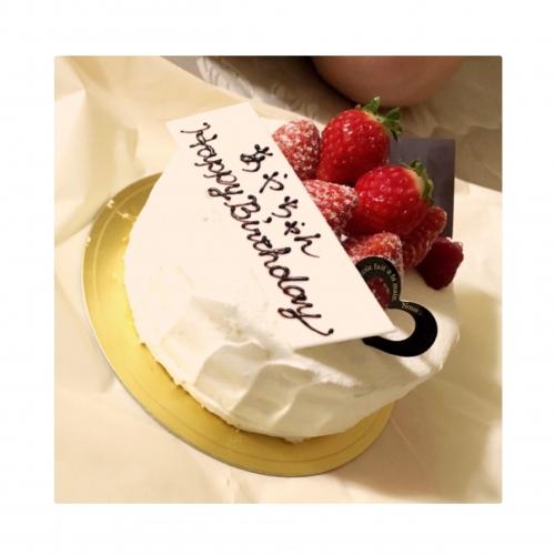 お友達のお誕生日