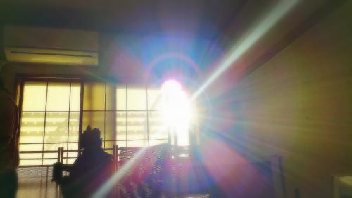 今日も太陽にありがとう!