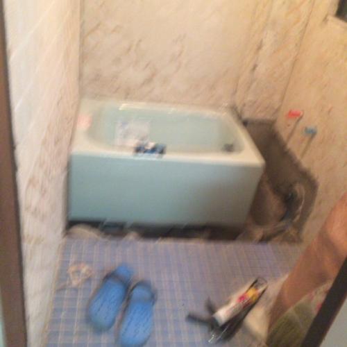 浴室のリフォーム 名古屋