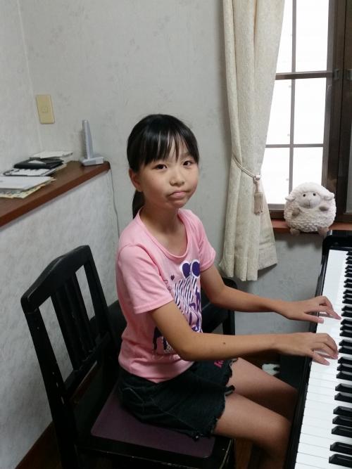 6年生のMちゃん