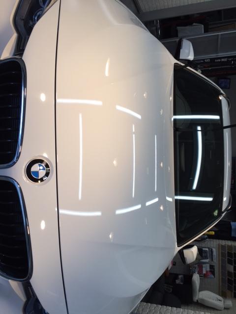 BMWコーティング  メンテナンス