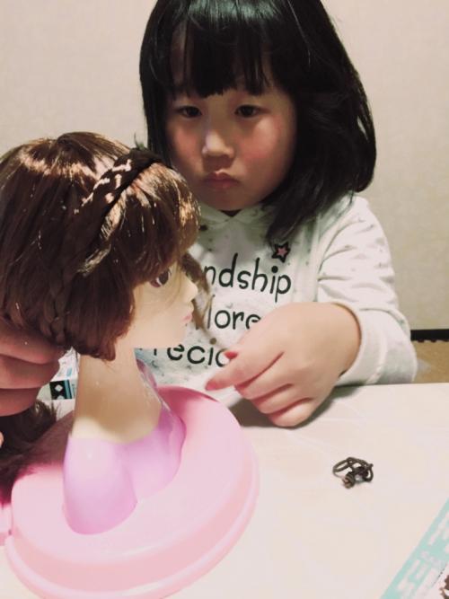 3代目??未来の美容師へ(^^)