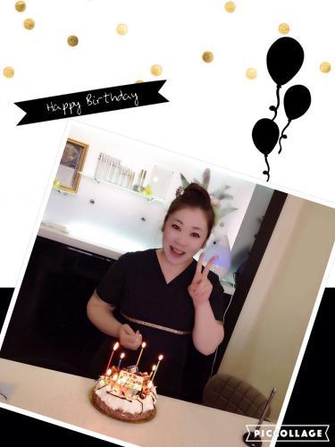 チーフ誕生日おめでとう♡♡