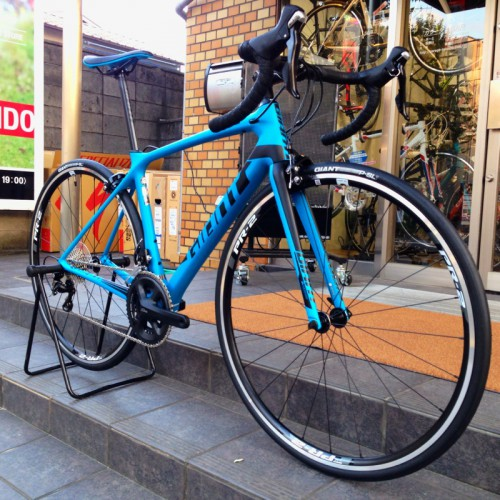 入荷情報 ≪GIANT TCR ADVANCED 2≫