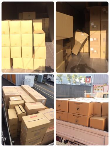 葛飾区にて荷物の移動、便利屋、安心安価!