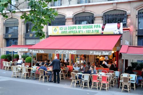 ヨーロッパのカフェの歴史