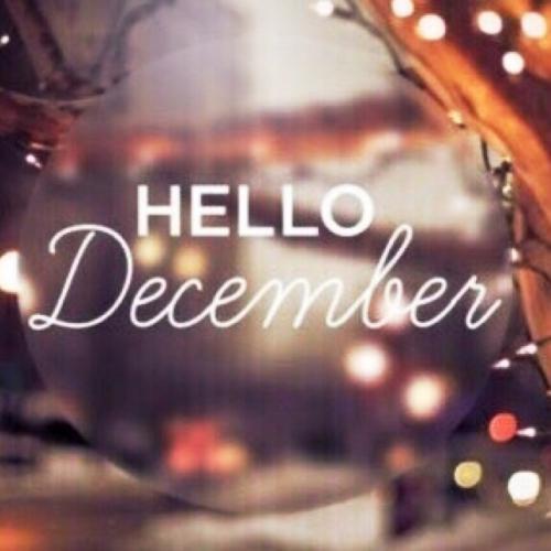 12月スタート