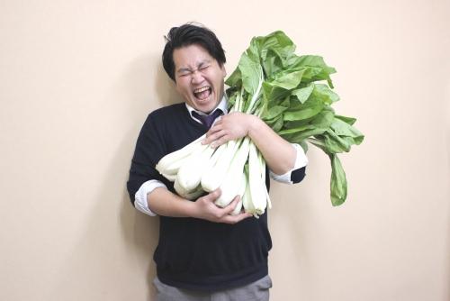秩父名産のしゃくし菜です!