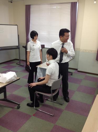今年最後の接骨院・整骨院の先生対象の勉強会でした。