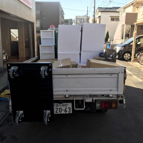 横浜市、引越サポート、家具家電、2tトラック、便利屋