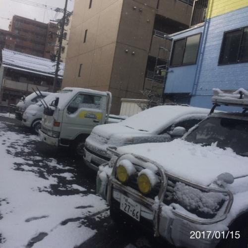 名古屋エイコウホーム雪