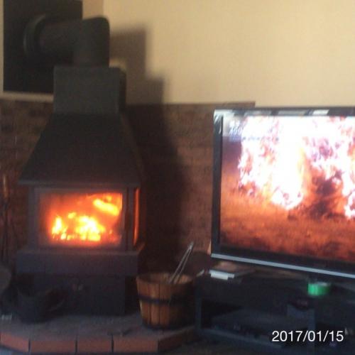 名古屋 リフォーム 暖炉