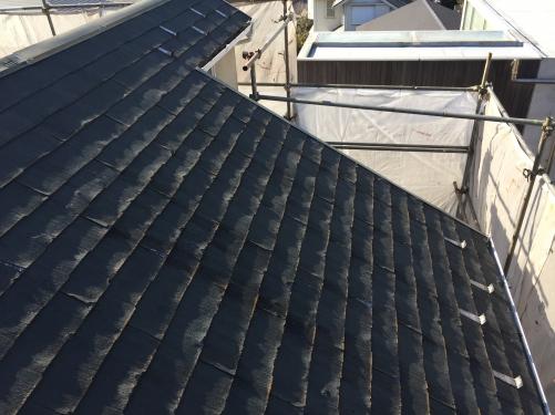 横浜市青葉区の外壁塗膜+屋根塗装
