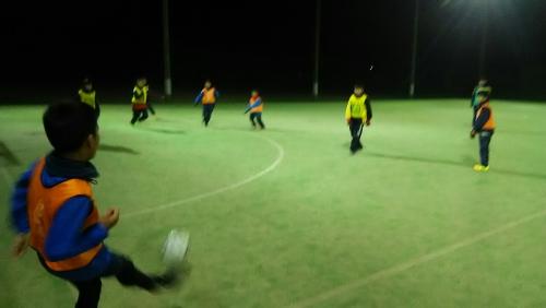 水戸市サッカースクール活動