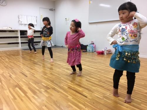 ユメリア徳重キッズベリーダンス!