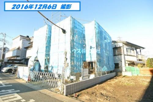 見沼区風渡野 新築戸建 南西道路/七里幼稚園9分/4LDK