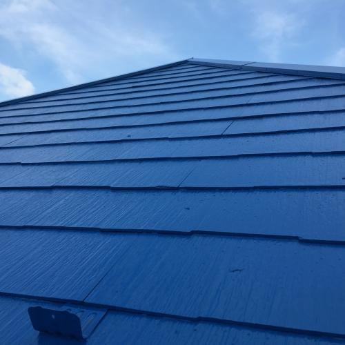屋根塗装工事 茅ヶ崎市K様邸