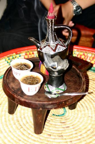 エチオピア式コーヒーの飲み方