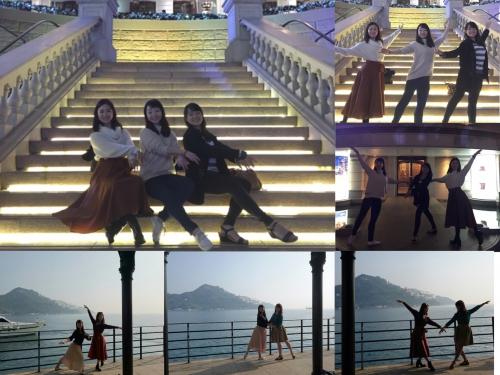 「前回ブログの訂正と1月の香港旅行」