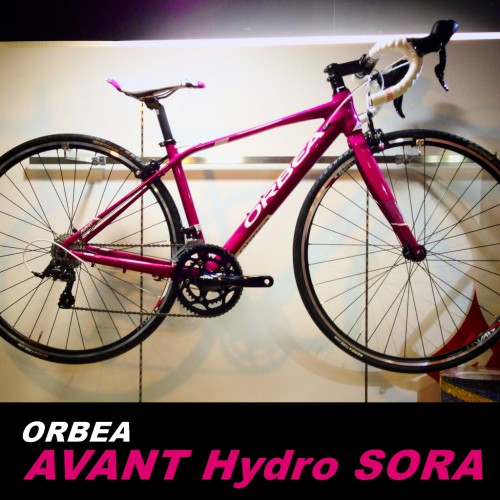 お買い得バイク≪ORBEA AVANT Hydro≫女性用