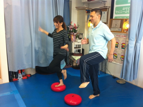 筋力低下をしない為に!川崎市パーソナルトレーニング