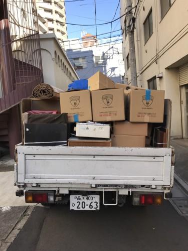 世田谷区、お引越し・不用品回収サポート、格安、処分