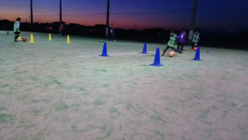 サッカースクール 1・2年生