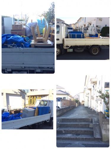 江戸川区、お引越しサポート、2t、家具、家電、格安