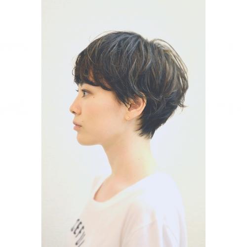 髪の毛と着心地。