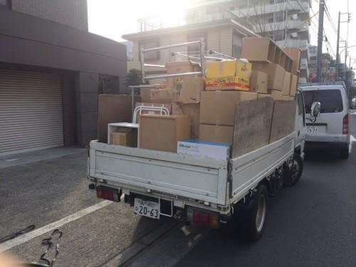 東京都、北区、2t お引越しサポート、家具、家電、格安