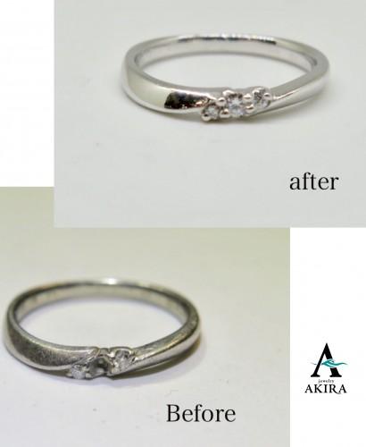 結婚指輪の修理