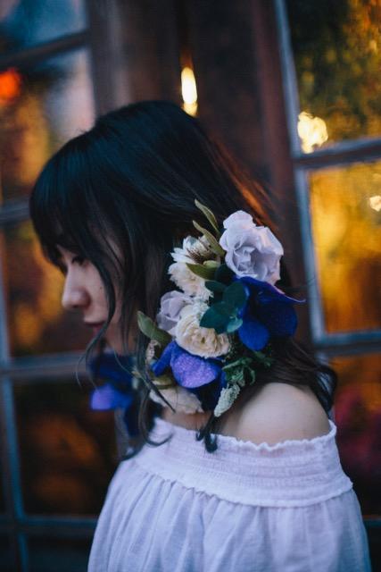 結婚式 パーティ ヘアアレンジ 渋谷|代官山