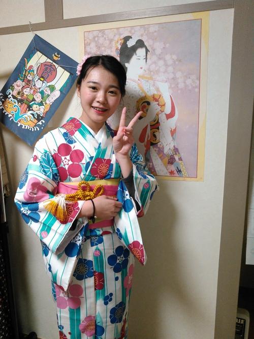 留学生の皆様へ。浅草で着物体験してみませんか?