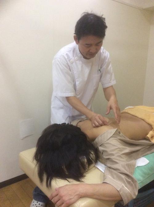 腰痛シリーズ19: 痰湿腰痛の中国医学の鍼灸治療