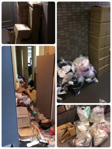 目黒区、お引越サポート、片付け、仕分け、梱包作業