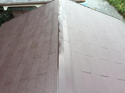 屋根塗装工事 綾瀬市O様邸