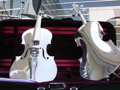 箸休め~新幹線バイオリン~