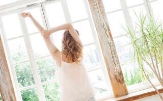 朝の起きてまどろみの中での2分間、自分の体に感謝する