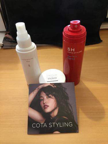 COTA スタイリング
