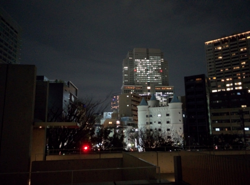 港区赤坂にハンバーガーのデリバリー
