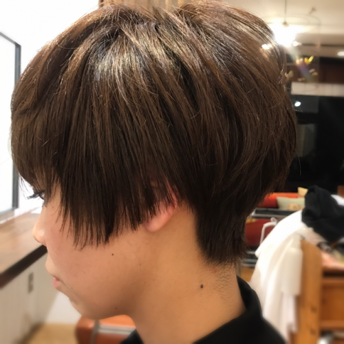 サロンワークヘアスタイル