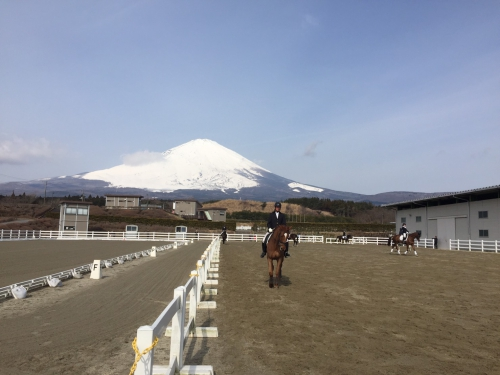 第9回御殿場ジュニア馬術競技会 2日目