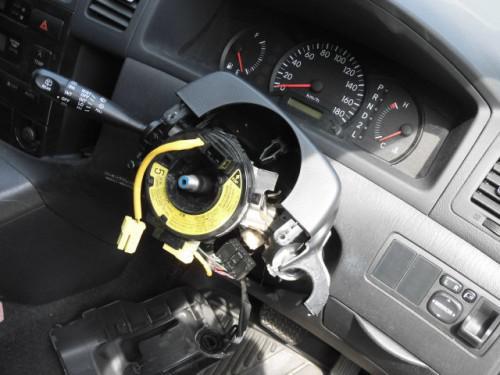 NZE121スパシオ ヘッドライトが点かない緊急修理