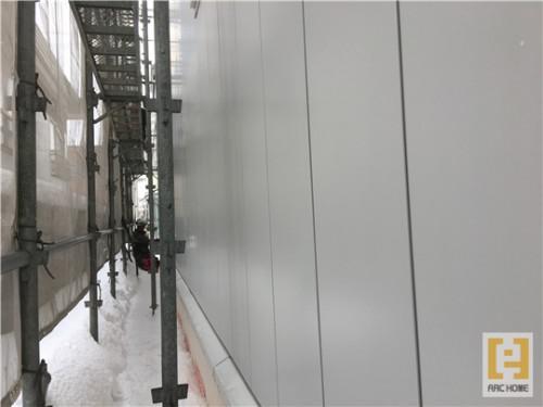 ☆新築戸建物件☆札幌市建築中現場情報を更新!サイディング工事