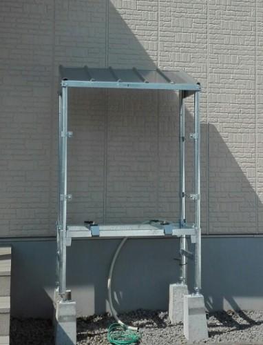 蓄電池の架台