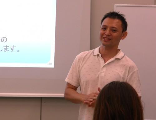 セミナー集客して、セミナー講師になる方法  神奈川県整体学校
