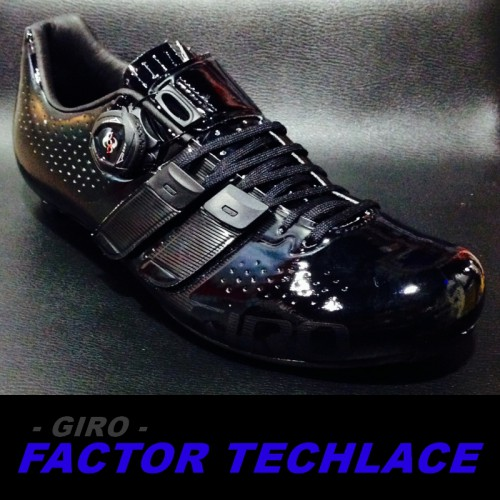 入荷情報≪GIRO FACTOR TECHLACE≫