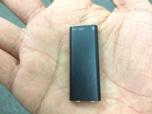 こんなに小さいのに驚異的!超小型ICレコーダー