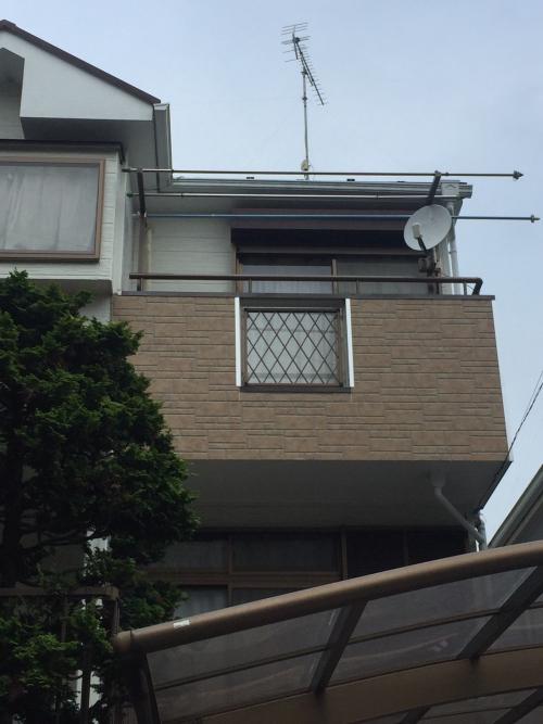 外壁サイディングボード貼り替え工事 横浜市戸塚区O様邸